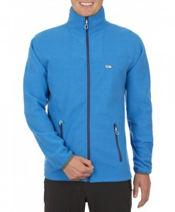 2117 of Sweden 3D Storklinten fleece jacket Blue D02