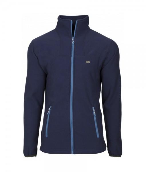 2117 of Sweden 3D Storklinten fleece jacket Navy D01