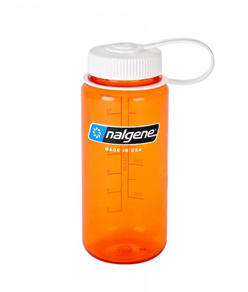 Gourde Nalgene Everyday 500 ml Wide Mouth Orange