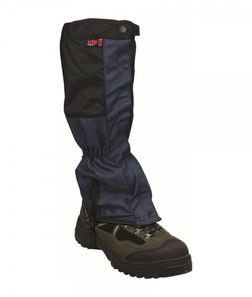 Highlander Mountain Gaiters Black Navy