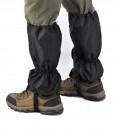 Highlander Walking Gaiters Black H01