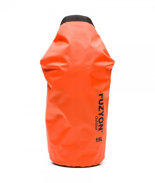 Sac étanche Fuzyon Outdoor 15L Orange