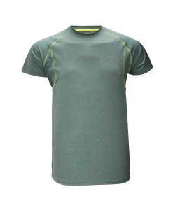T-Shirt 2117 of Sweden Vargön Moss Green Mel 01