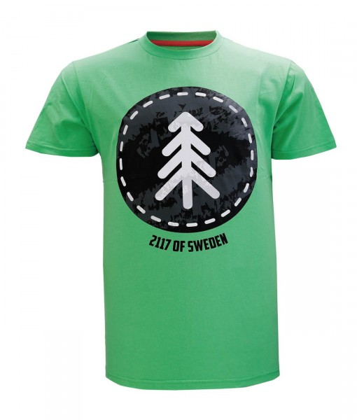 T-shirt 2117 of Sweden Apelviken 7854905 Green