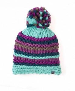 The North Face Grandma Knit Beanie Brook Blue F01