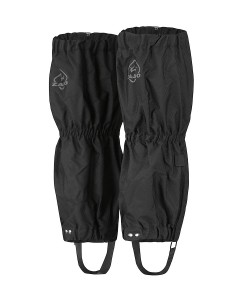 Zajo Gaiter Basic Black Z02