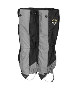 Zajo Gaiter Explorer Grey Black Z03