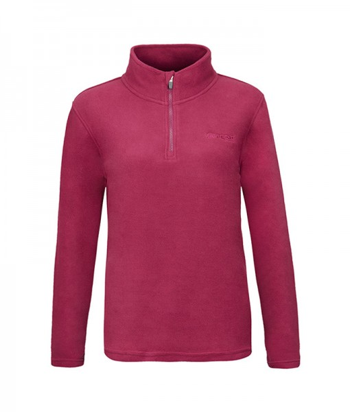 Berg Outdoor Reid Polar Sweat 1-2 Zip Boysenberry R02
