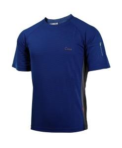 T-Shirt Caxa Cleanfire Blue Velvet