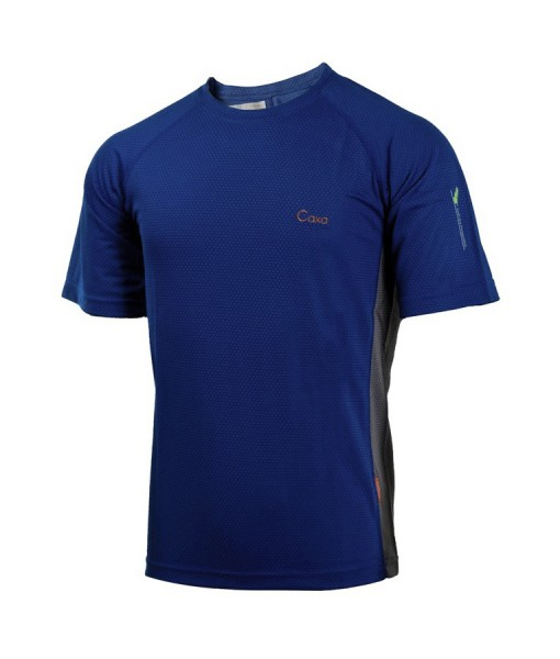 T-Shirt Caxa Cleanfire Blue Velvet