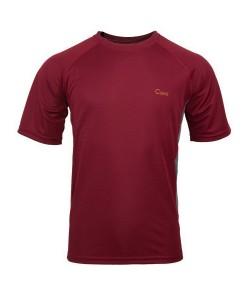T-Shirt Caxa Cleanfire Burgundy