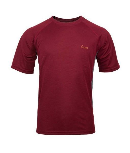 T-Shirt Caxa Cleanfire Burgundy