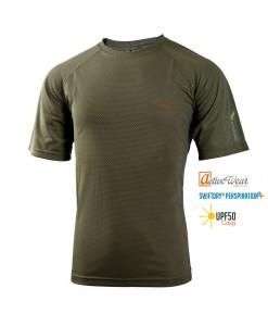 T-Shirt-Caxa-Cleanfire-Worn-Olive-TECH