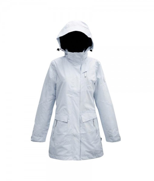 2117 Of Sweden Kiruna Jacket Eisblue S01