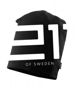 2117 of Sweden Sarek Beanie Black S02