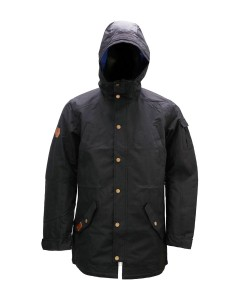 2117 of Sweden Street jacket Glumslöv MS Black S03