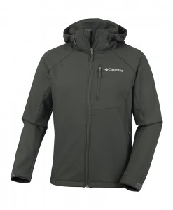 Columbia Softshell Cascade Ridge II Dark Moss C02