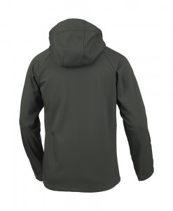 Columbia Softshell Cascade Ridge II Dark Moss C03