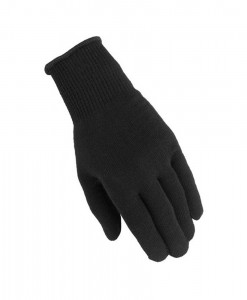 Gants Trekmates Unisex Merino Black T02