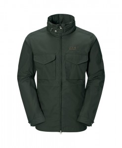 Jack Wolfskin Atlas Road Jacket Spruce