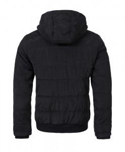 Jack and Jones Row Bomber Jacket Black