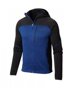 Mountain Hard Wear Desna Jacket Azul Shark M06