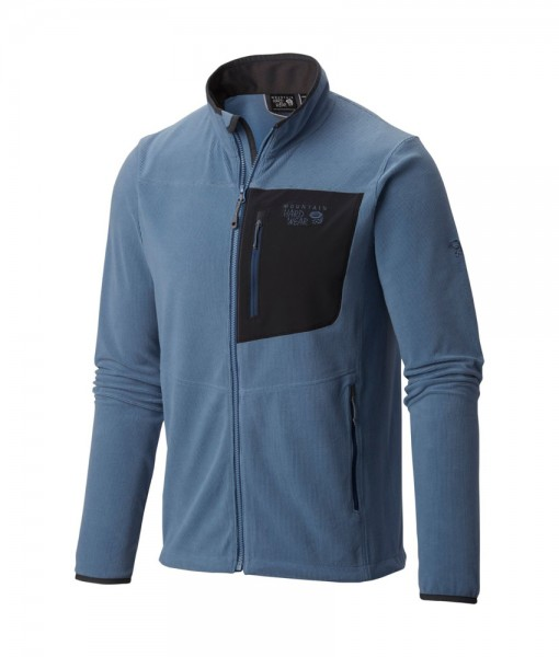Mountain Hardwear Strecker Lite Fleece Jacket Mountain Blue M01