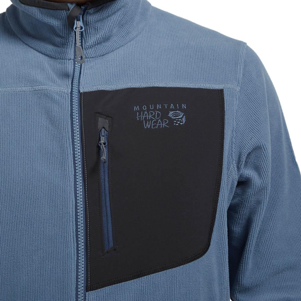 de6c2a0fbd6e3 Mountain Hardwear Strecker Lite Fleece Jacket Mountain Blue M03