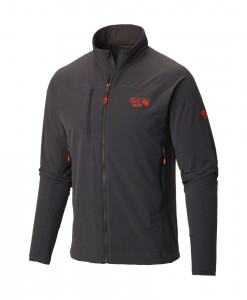 Mountain Hardwear Super Chockstone Full Zip Jacket Shark MH1