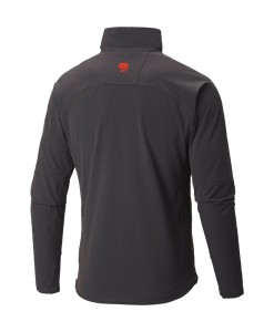 Mountain Hardwear Super Chockstone Full Zip Jacket Shark MH2