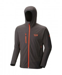 Mountain Hardwear Super Chockstone Jacket Shark M03