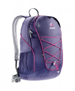 Sac à dos Deuter GoGo 25 Blueberry Magenta
