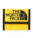 The North Face Base Camp Wallet Yellow Black TNF T02