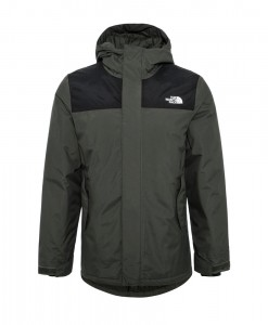 The North Face Meloro Parka Black ink Green T06