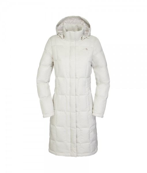The North Face Metropolis Parka Vintage White T01