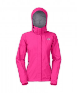 The North Face Womens Resolve Jacket Azalea Pink T01