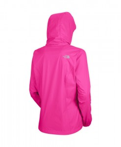 The North Face Womens Resolve Jacket Azalea Pink T02
