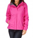 The North Face Womens Resolve Jacket Azalea Pink T04
