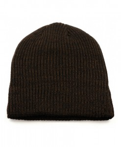 Altaica Nordfjell Beanie Hat Coffee