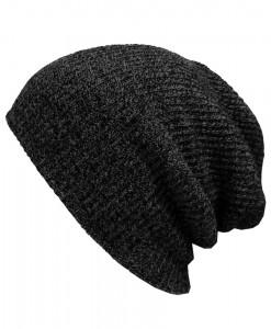 Altaica Nordfjell Beanie Hat Graphite Black Heather