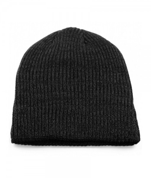 Altaica Nordfjell Beanie Hat Graphite Black Heather A02