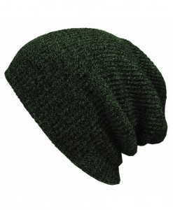 Altaica Nordfjell Beanie Hat Green Black Heather