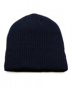 Altaica Nordfjell Beanie Hat Navy