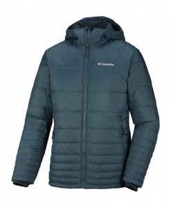 Columbia Go To Hooded Jacket EverBlue