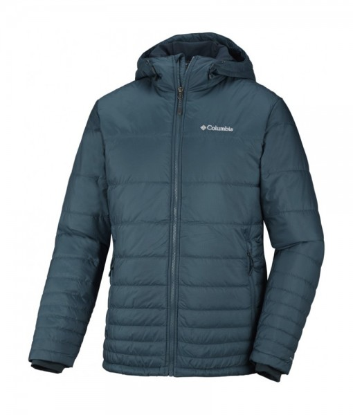 Columbia Go To Hooded Jacket EverBlue C02
