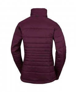 Columbia Go To Jacket W Purple Dahlia Bright Plum