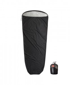 Columbia Omni-Heat Sleeping Bag Liner RH Regular