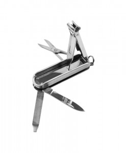 True Utility NailClip Kit Multi Tool TU215G