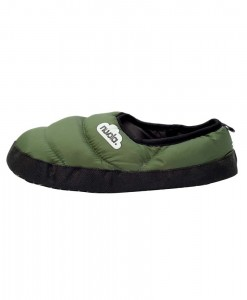 Nuvola Clasica Slippers Green Homme D02
