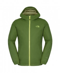 The North Face Quest Insulated Scallion Green Sulphur Spring Green T01